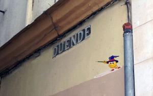Calle duende